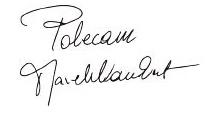 Marek Kondrat - podpis