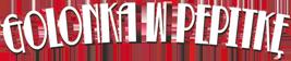 Golonka w pepitkę - logo